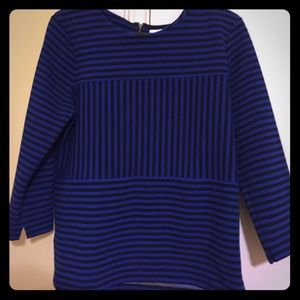 NWOT Stripped Knit Top